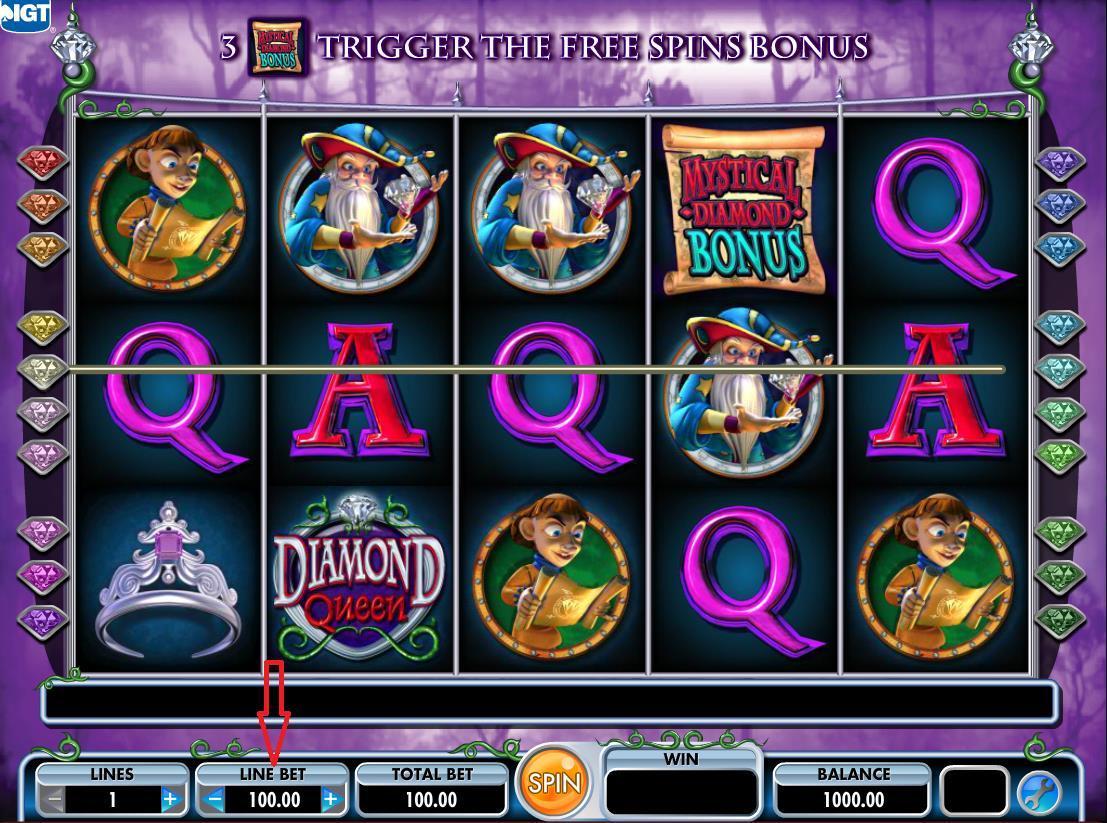 neptune's kingdom slot machine online