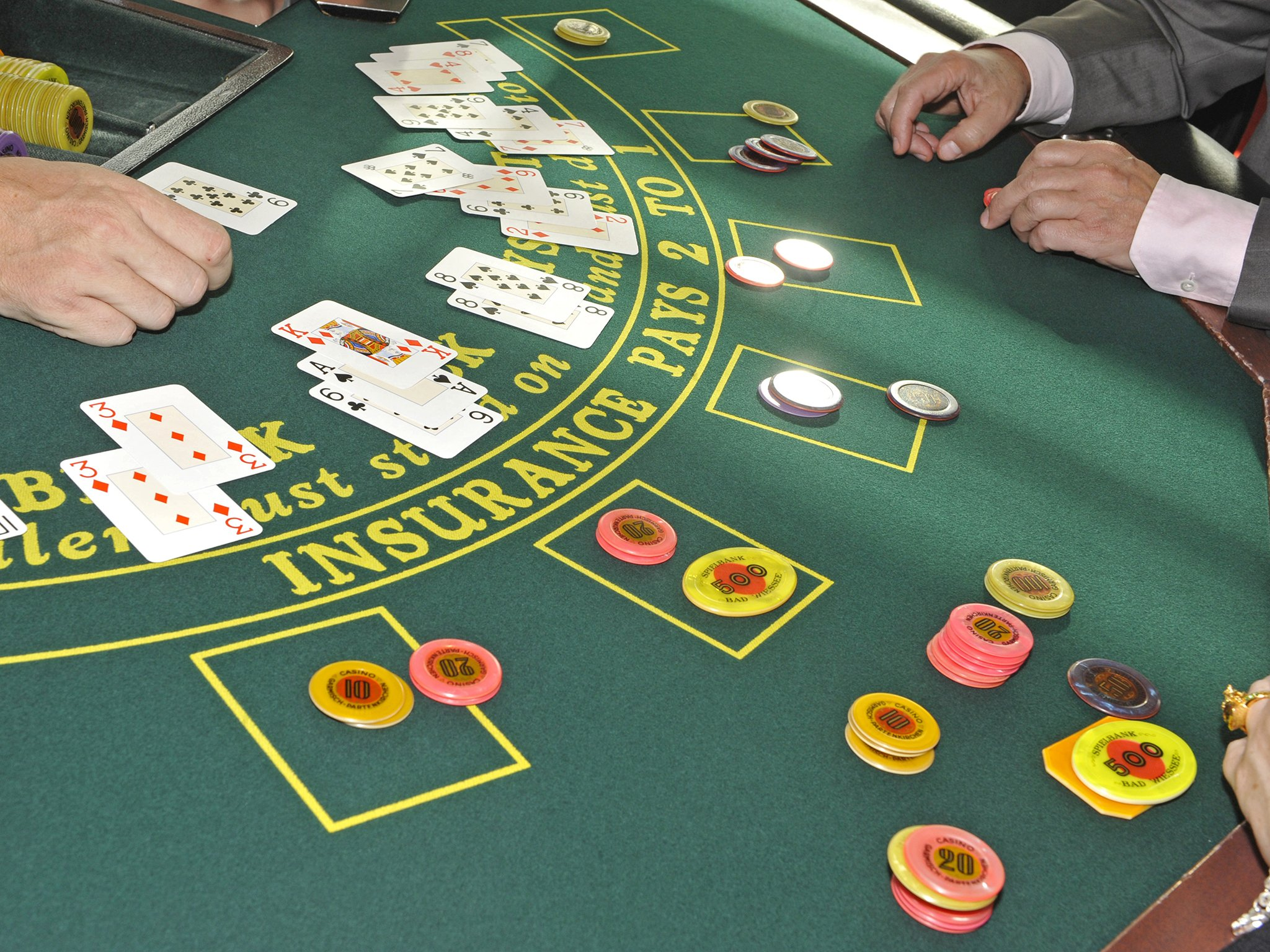 class d gambling license